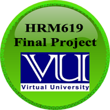 HRM619 Final Project-Human Resource Management